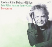 Joachim Kühn, Daniel Humair, Jean-François Jenny-Clark: Birthday Edition - CD
