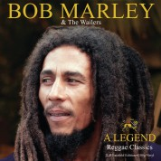 Bob Marley: A Legend Reggae Classics (Yellow Vinyl) - Plak