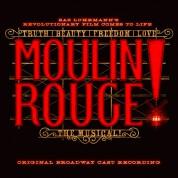 Çeşitli Sanatçılar: Moulin Rouge! The Musical (Original Broadway Cast Recording) - CD