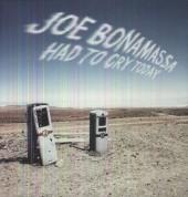 Joe Bonamassa: Had To Cry Today - Plak