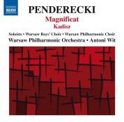 Antoni Wit: Penderecki: Magnificat / Kadisz - CD