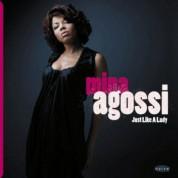 Mina Agossi: Just Like a Lady - CD