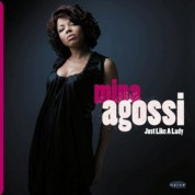 Mina Agossi: Just Like a Lady - CD