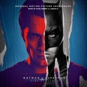 Çeşitli Sanatçılar: Batman V Superman: Dawn of Justice (Soundtrack) - Plak