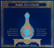 Rabih Abou-Khalil: The Sultan's Picnic - CD