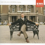 Nicolai Gedda - Arias - CD