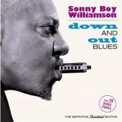 Sonny Boy Williamson: Down And Out Blues + 14 Bonus Tracks - CD
