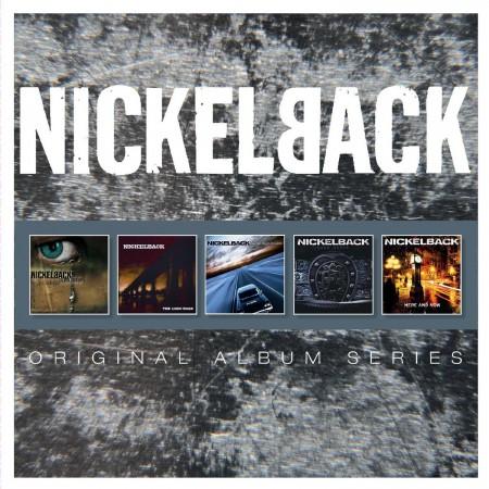 Nickelback: Original Album Series - CD