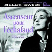 Miles Davis: Ascenseur Pour L'Echafaud (Lift To The Scaffold): Original Soundtrack - CD