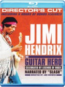 Jon Brewer: Jimi Hendrix: The Guitar Hero - BluRay