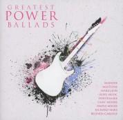 Çeşitli Sanatçılar: Greatest Power Ballads - CD