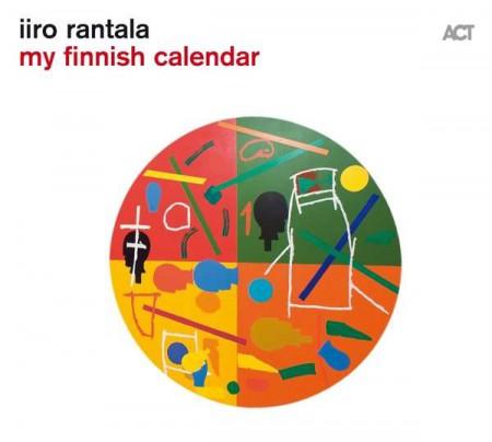 Iiro Rantala: My Finnish Calendar - Plak