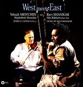 Yehudi Menuhin, Ravi Shankar: West Meets East - Plak
