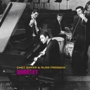 Russ Freeman, Chet Baker: Quartet - Plak