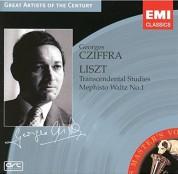 György Cziffra: Liszt: Etudes d'execution transcendante, Mephisto-Waltz No. 1 - CD