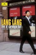 Lang Lang: Live At Carnegie Hall - DVD