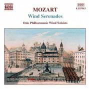 Mozart: Wind Serenades - CD