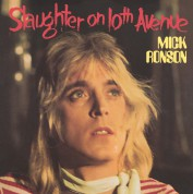 Mick Ronson: Slaughter On 10th Avenue - Plak