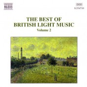 Çeşitli Sanatçılar: Best of British Light Music, Vol.  2 - CD