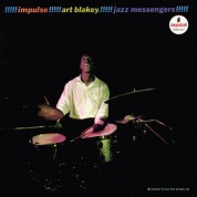 Art Blakey, The Jazz Messengers: Art Blakey!!!!! Jazz Messengers!!!!! - Plak