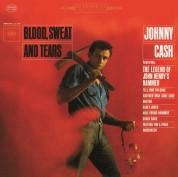 Johnny Cash: Blood, Sweat & Tears - Plak