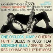 Stanley Turrentine: A Chip Off The Old Block - Plak