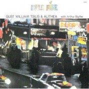 Arthur Blythe, Gust W. Tsilis: Pale Fire - CD