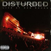 Disturbed: Live At Red Rocks 2016 - CD