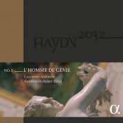 Giovanni Antonini, Kammerorchester Basel: Haydn: L'homme de Genie - Plak