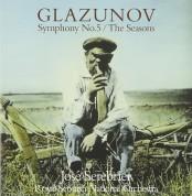Royal Scottish National Orchestra, Jose Serebrier: Glazunov: Symphony No.5, The Seasons - CD