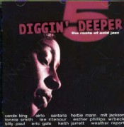 Çeşitli Sanatçılar: Diggin' Deeper 5: The Roots of Acid Jazz - CD
