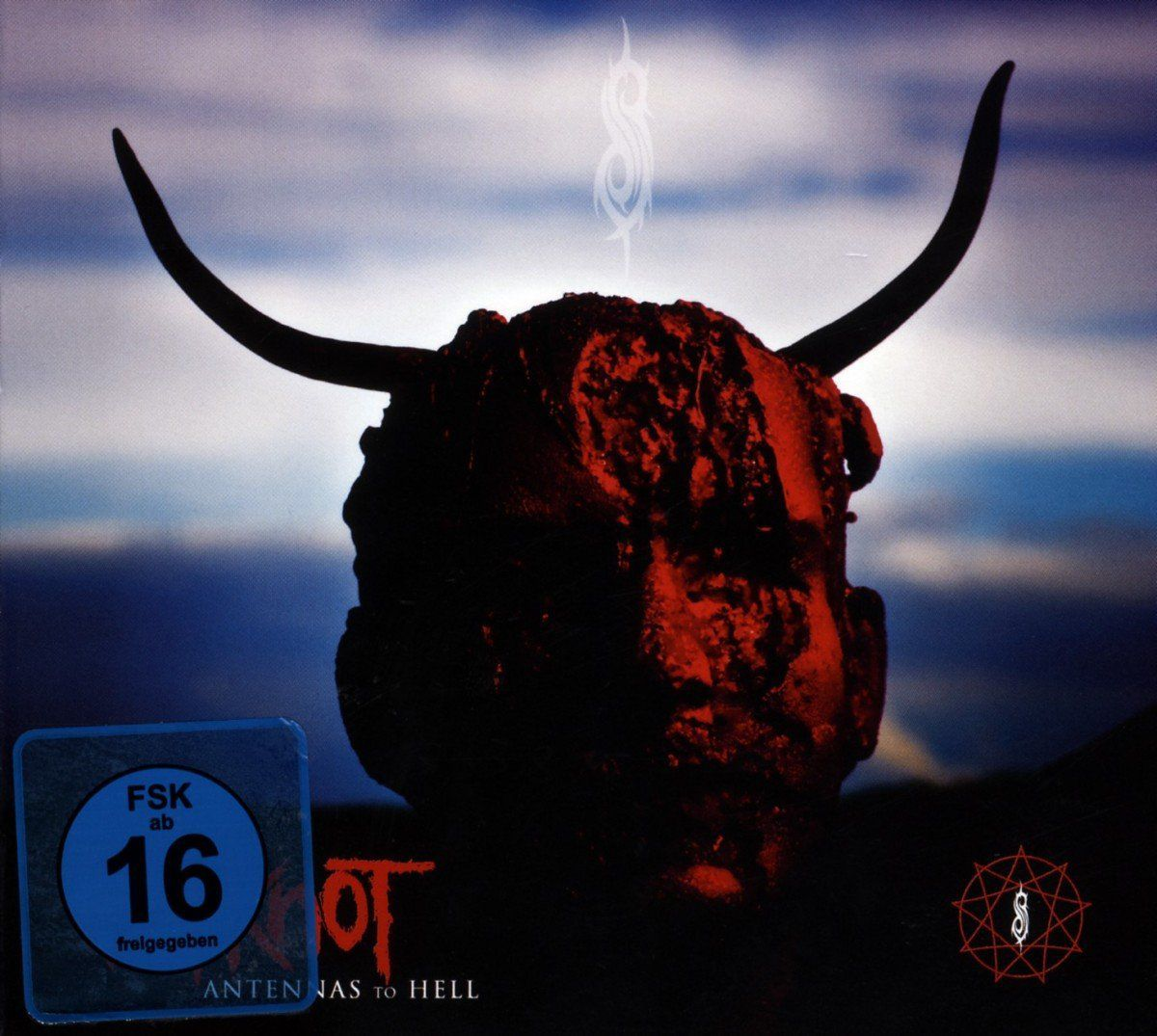 Slipknot: Antennas To Hell - Best Of - CD - Opus3a