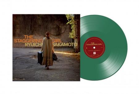 Ryuichi Sakamoto: The Staggering Girl (Soundtrack) - Plak