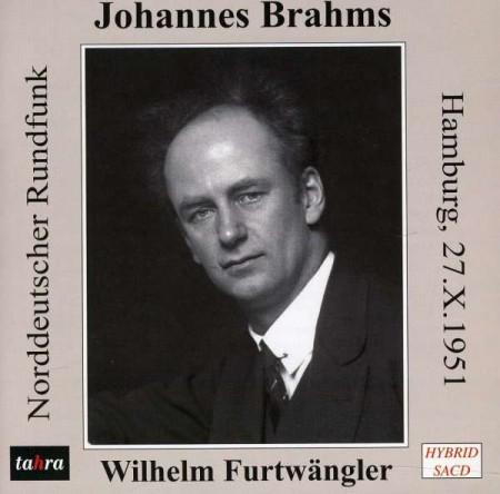 Wilhelm Furtwängler, NDR-Sinfonieorchester: Brahms: Variations on a theme of Haydn; Symphony No. 1 - SACD
