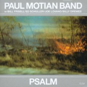 Paul Motian Band: Psalm - CD