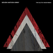 The White Stripes: Seven Nation Army x The Glitch Mob (Limited Edition - Red Vinyl) - Single Plak