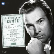 Rudolf Kempe: Icon: Rudolf Kempe - Shy Genius of the Podium - CD