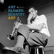 Art Farmer: Art + 2 Bonus Tracks! (Images By Iconic Photographer Francis Wolff) - Plak