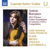 Anton Baranov: Guitar Recital: Anton Baranov - CD