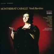 Montserrat Caballé: Verdi: Rarities - CD