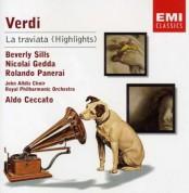 Beverly Sills, Nicolai Gedda, Rolando Panerai, Royal Philharmonic Orchestra, Aldo Ceccato: Verdi: La Traviata