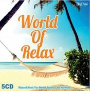 Çeşitli Sanatçılar: World Of Relax - CD