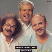 George Gruntz Trio: Serious Fun - CD