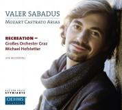 Valer Sabadus: Mozart Castrato Arias - CD