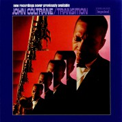 John Coltrane: Transition - CD
