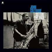 John Coltrane: Settin' The Pace (Limited-Edition +1 Bonus Track) - Plak