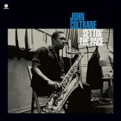 John Coltrane: Settin' The Pace (Limited-Edition +1 Bonus Track) - Plak
