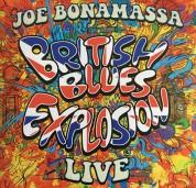 Joe Bonamassa: British Blues Explosion Live - Plak