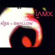 IAMX: Kiss + Swallow - CD