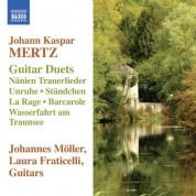 Laura Fraticelli, Johannes Möller: Mertz: Guitar Duets - CD